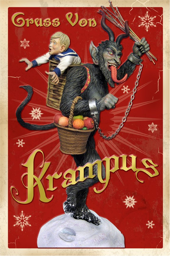 Krampus Stream German